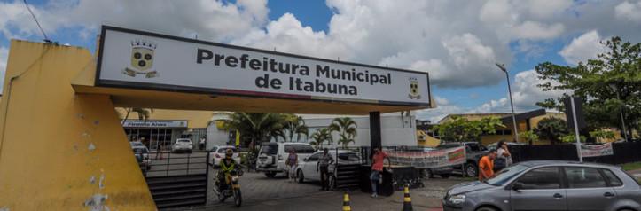 Resultado de imagem para prefeitura de itabuna
