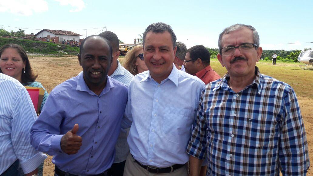 Vereador Orlando Santos representou o Legislativo ipiauense no evento