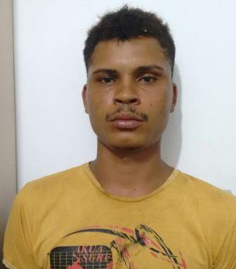 Ronaldo foi detido na casa onde foi encontrada a droga