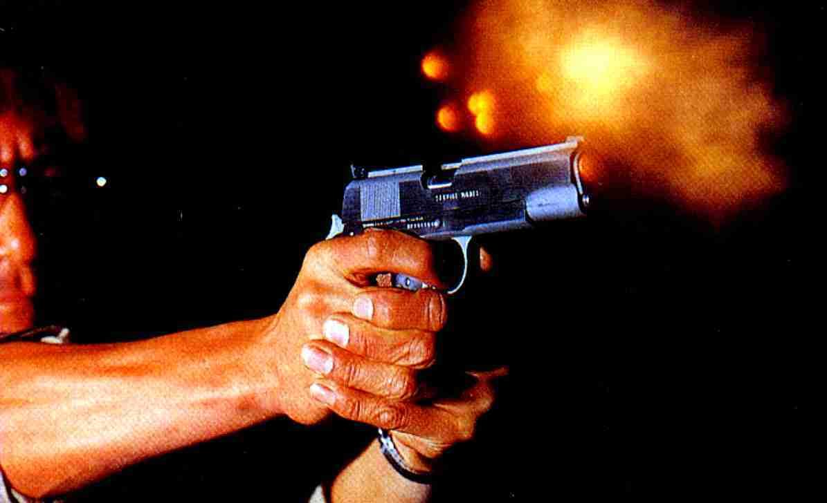 Resultado de imagem para tiro d arma d fogo