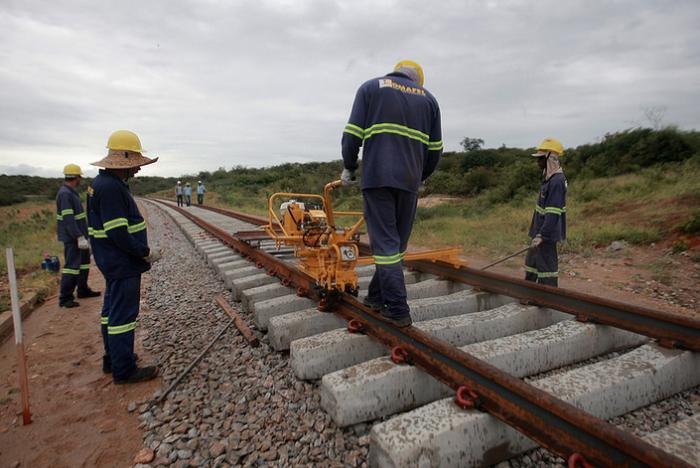 Resultado de imagem para investimentos ferrovia