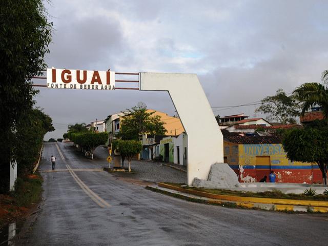 Resultado de imagem para Iguaí