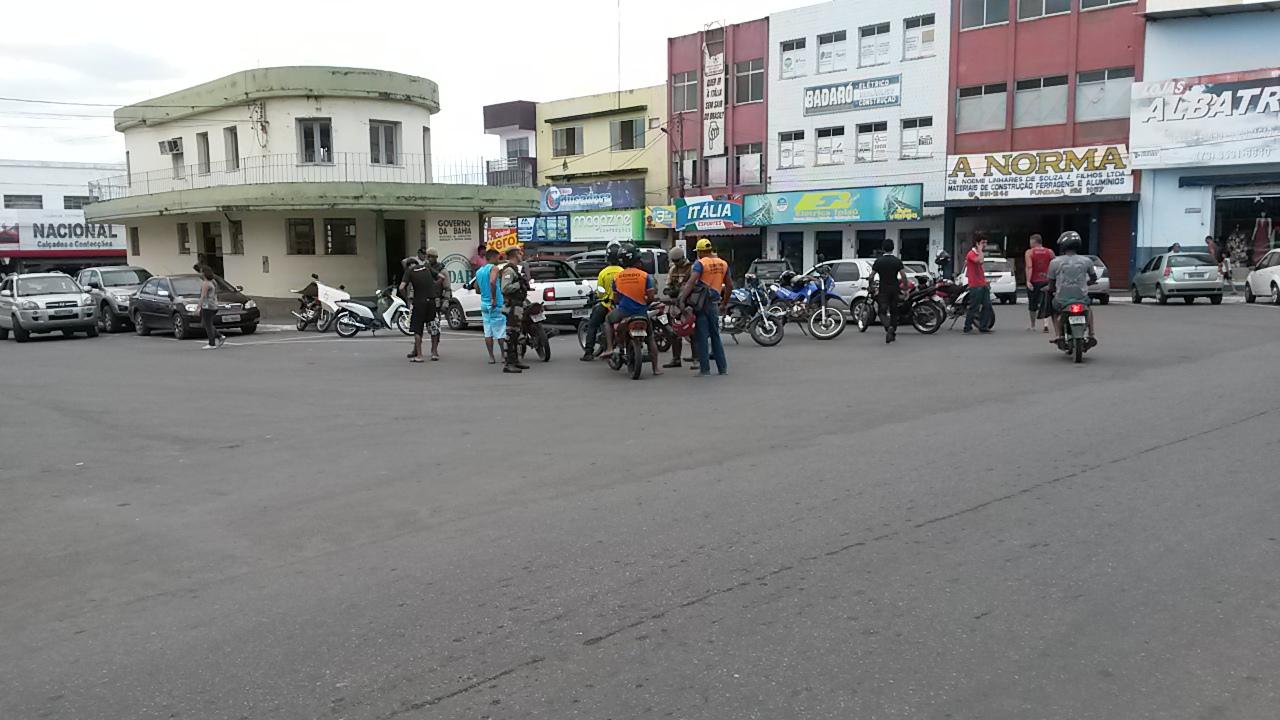 Dezenas de condutores e motoristas foram abordados