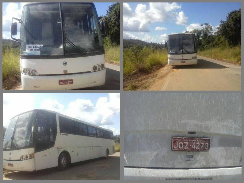 Ônibus-abandonado