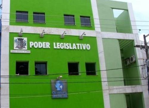 Câmara de Vereadores de Ilhéus. (Foto: Chico Andrade)