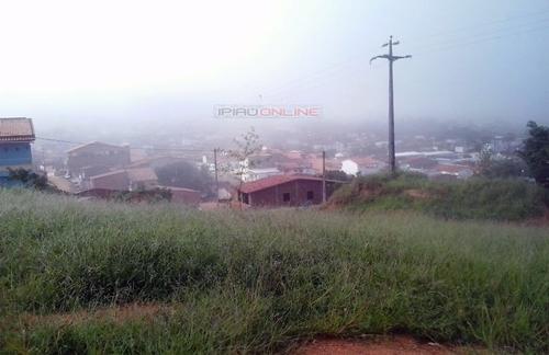 O dia começou com bastante neblina nos pontos mais altos da cidade. (Foto Noel Rodrigues/Ipiaú On Line)