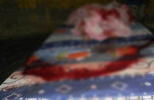 """""""Pingo """" foi assassinado sobre a cama, na presença da esposa e de 3 crianças. (Foto ilustrativa)"""