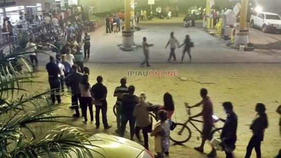 A captação de currículos ocorreu no auditório localizado na Pousada Cardoso.