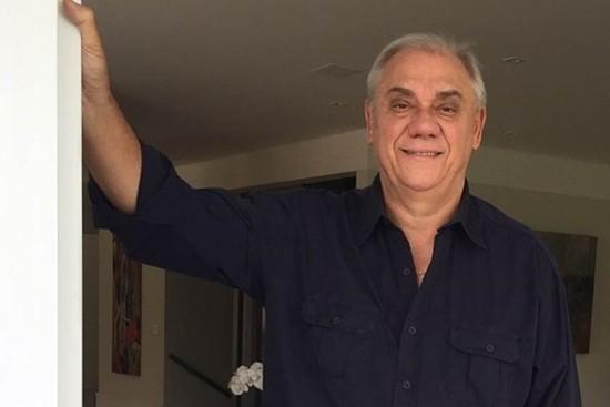 """O apresentador do """"Cidade Alerta"""" estava internado em um hospital da Zona Sul de São Paulo."""