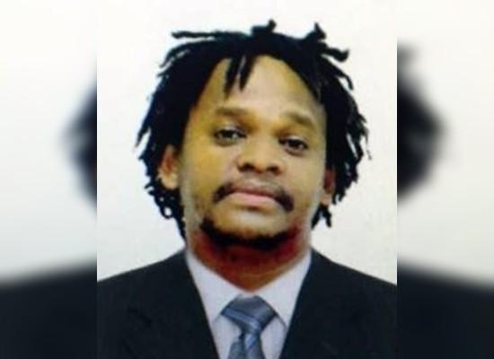 """Luiz Alberto, conhecido como """"Pelé"""", foi assassinado a tiros durante emboscada na Estrada Cia-Aeroporto. (Foto: reprodução)"""