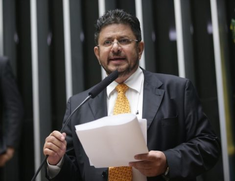Deputado Fábio Ramalho (PMDB-MG) (Foto: Ananda Pimentel/Agência Câmara)