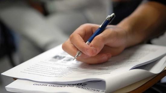 Inep divulga gabarito oficial do Enem; confira (Foto: Reprodução/ EBC)