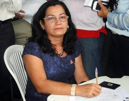 Jozilene Barreto Ribeiro ex-prefeita de Apuarema.