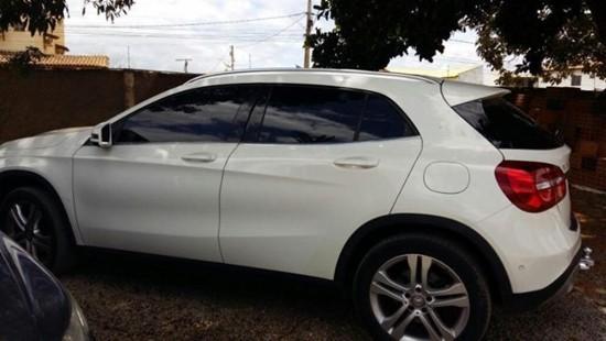 No total, foram apreendidos seis carros durante operação em 16 municípios baianos. (Divulgação / PF)