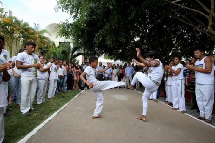 Ipiaú é a décima cidade a receber o projeto Escolas Culturais. (Foto: Manu Dias/GOVBA) Ipiaú é a décima cidade a receber o projeto Escolas Culturais. (Foto: Manu Dias/GOVBA)
