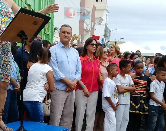 (Foto: Noel Rodrigues/ Ipiaú On Line)