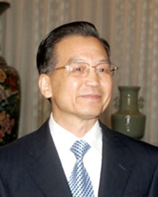 Wen Jiabao - Primeiro-Ministro chinês