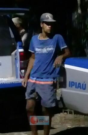 Daniel foi apresentado no Complexo Policial de Ipiaú.