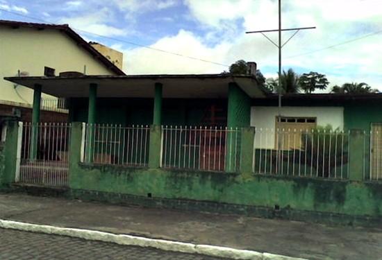 Antiga sede do TG 06-021 na Rua São Roque. (Imagem reprodução internet)