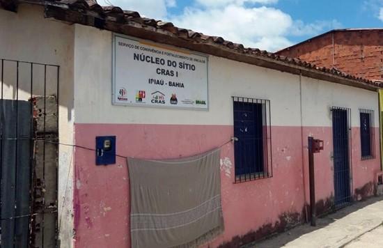 A unidade do CRAS no Sítio do Pica Pau não chegou a funcionar na gestão anterior.