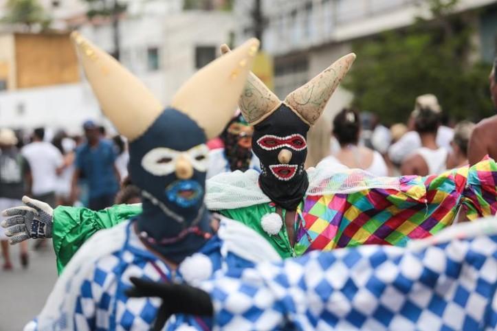 Os Mascarados de Maragogipe