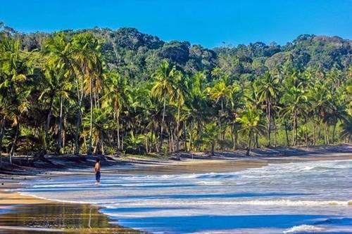 Prainha (Considerada uma das dez praias mais bonitas do pais)