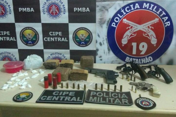 (Foto divulgação/ Polícia Militar)