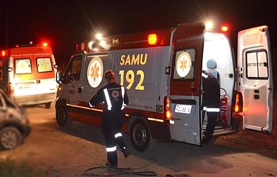 As vítimas foram encaminhadas para o Hospital Geral de Ipiaú. (Foto ilustrativa)
