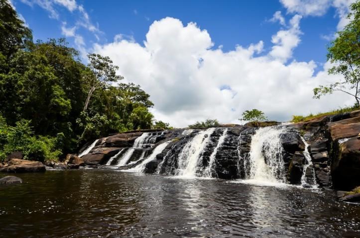 Cachoeiras não faltam em Itacaré.