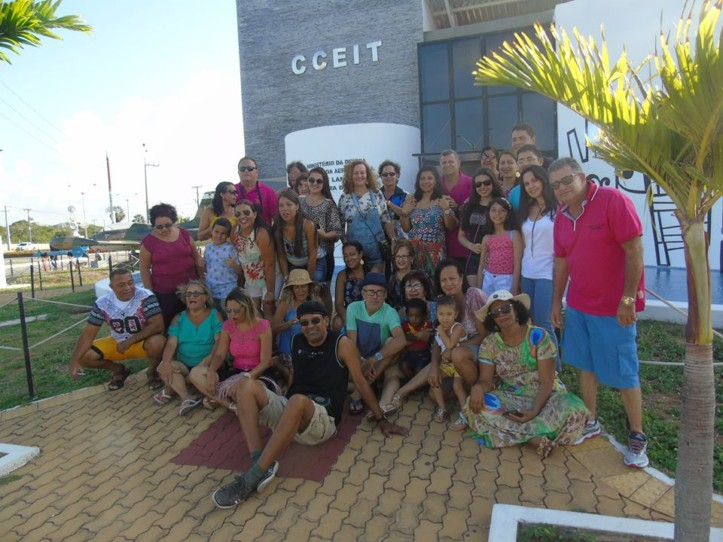 Excursão pelo Nordeste brasieliro