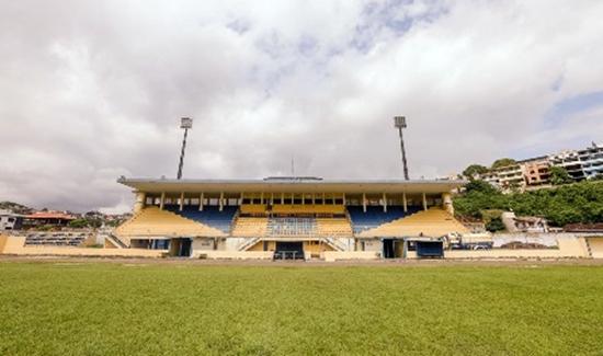 Estádio Mário Pessoa. (Foto-Clodoaldo Ribeiro)